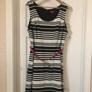 Merona Belted Dress midlength